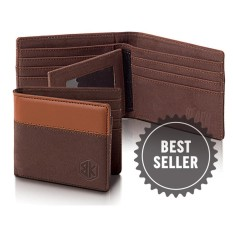 Promo Blackkelly Wallet Dompet Pria Magnum Lcp 567 Brown Murah