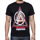 Jual Beli Blacklabel Kaos Hitam Bl Linkin Park 15 T Shirt Rock Star Metal Band Gothic S