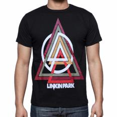 Spesifikasi Blacklabel Kaos Hitam Bl Linkin Park 15 T Shirt Rock Star Metal Band Gothic S Merk Blacklabel