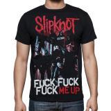 Harga Blacklabel Kaos Hitam Bl Slipknot 24 Slipknot Rock Star Metal Band Gothic S Asli Blacklabel