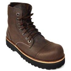 Tips Beli Blackmaster Boot Underground Coklat Tua Yang Bagus