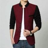 Harga Blazer Pria Double Button Casual Blazer Pria Merah New