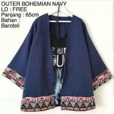 Beli Blazer Cardy Outer Bohemian Atasan Wanita Nyicil