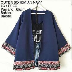 Blazer Cardy - Outer Bohemian - Navy