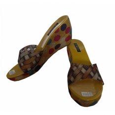 Blifis Sandal Kelom - Kuning
