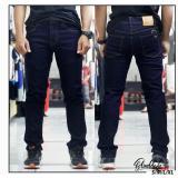 Promo Blind Dado Celana Skinny Jeans Pria Celana Panjang Jeans Pria Model Pencil Celana Warna Biru Size S M L Xl Murah