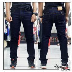 Harga Blind Dado Celana Skinny Jeans Pria Celana Panjang Jeans Pria Model Pencil Celana Warna Biru Size S M L Xl Termurah