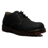 Spesifikasi Bloons Footwear Casual Oxfords Leather Hitam Dan Harganya