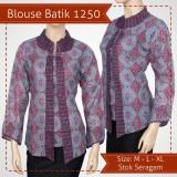 Review Blouse Batik 1165