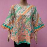 Diskon Blouse Batik Blus Blus Batik Kemeja Batik Wanita Atasan Batik Wanita Ptri3 Akhir Tahun