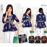 Jual Blouse Batik George Branded