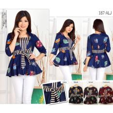 Jual Blouse Batik George Import
