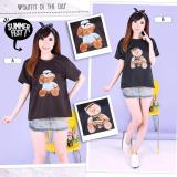 Jual Blessshopping Best Seller Blouse Bear A Bless Asli