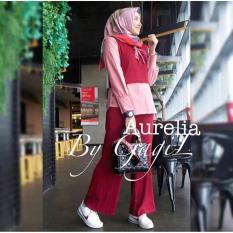 Spek Blouse Wanita Pakaian Wanita Tunik Hijab Satu Set 01 Indonesia