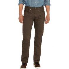 Jual Blue Jeans Celana Jeans Regular Fit Brown Model Bj505 Coklat Branded Original