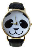 Spesifikasi Bluelans® Panda Imitasi Hitam Perhiasan Dari Kulit Dan Harganya