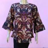 Jual Blus Batik Imt02 Kemeja Batik Wanita Indonesia Murah