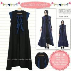 Bluse Muslim - Cardy Outer - Rompi - Vest Janine