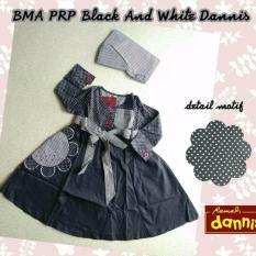 BMA PRP BW Gamis Dannis No.1