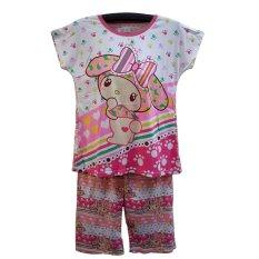 Beli Bnv Baju Tidur Babydoll Setelan 7711 Pink