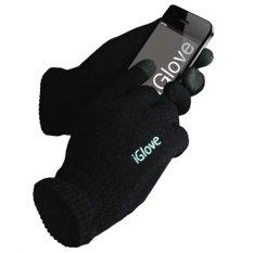 Jual Body Glove Iglove Touch Gloves Untuk Smartphones Tablet Hitam Bali