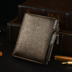 Beli Bogesi Pria Pendek Dompet Kulit With Removable Slot Kartu And Dompet Koin 832 1 Emas Intl Cicilan