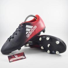 Bolalicious / Sepatu Bola Ads Black-red / Sepatu olahraga berkualitas