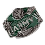 Beli Bolehdeals Carved United States Army Letter Belt Buckle Eagle Buckle For Men S Cowboy Belt Jeans Belts Accessories Intl Pake Kartu Kredit