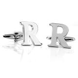 Harga Bolehdeals Personal Huruf R Manset Silver Origin
