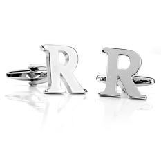 Jual Bolehdeals Personal Huruf R Manset Silver Lengkap