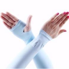 BonBon Pelindung Tangan UV / Sarung Tangan - Biru