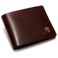 Harga Bostanten B30241 Pria Kulit Sapi Bifold Dompet Dengan Deluxe Kartu Kredit Flip Pocket Brown Intl Online