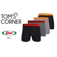 Boxer Rider Sport R 763 B  Celana Dalam Pria  Pakaian Baju Olahraga