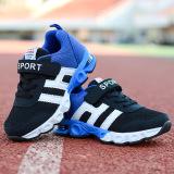 Daftar Harga Boy Breathable Kasual Olahraga Sepatu Hitam Intl Oem