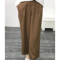 boyfriend jeans celana jogger pants denim kulot karet oversized jumbo