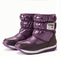 Cuci Gudang Anak Laki Laki Gadis Boots Tahan Terhadap Udara Tinggi Kualitas Musim Dingin Sepatu Musim Dingin Chill Proof Kids Snow Botas