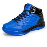 Jual The Boy Pria Sepatu Olahraga Sepatu Basket Mikrofiber Sejuk Biru Di Bawah Harga