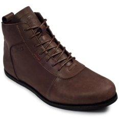 Harga Bradleys Erudite Sepatu Pria Brown Seken