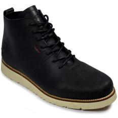 Jual Bradleys Hobs Sepatu Pria Black Bradleys Grosir