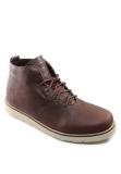 Harga Bradleys Ivori Sepatu Boots Pria Leather Pull Up Brown Di Jawa Barat