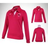 Toko Merek Wanita Outdoor Golf Polo Kemeja Panjang Lengan Golf T Shirt Pakaian Musim Gugur Musim Dingin Rekreasi Olahraga Collar Shirt Rose Intl Suteng Tiongkok