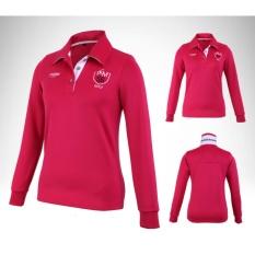 Merek Wanita Outdoor Golf Polo Kemeja Panjang Lengan Golf T-shirt Pakaian Musim Gugur Musim Dingin Rekreasi Olahraga Collar Shirt ROSE-Intl