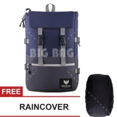 Harga Tas Ransel Braun Fox Altero 01 Dailypack Outdoor Tas Laptop Backpack Blue Free Raincover Tas Pria Tas Kerja Tas Fashion Pria Merk Braun Fox