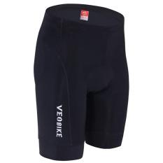 Spesifikasi Bernapas Pria Menurun Mtb Bersepeda Shorts Pants Anti Keringat Trunk Dengan 3D Silicone Gel Pad Hitam Intl Online