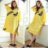 Brilliant Fast On Dress Banana Yellow Brilliant Fast On Diskon