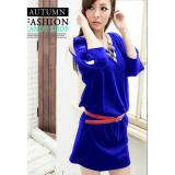Spesifikasi Brilliant Fast On Dress Miomio Biru Brilliant Fast On Terbaru