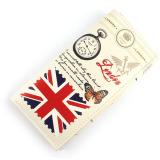 Jual Bendera Inggris Pola Dompet Panjang Wanita Tas Dompet Genggam Pemegang Kartu Di Hong Kong Sar Tiongkok