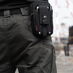 Harga Brlt Dompet Pinggang Pria Tactical Black Di Indonesia