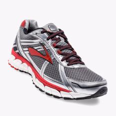 Brooks Defyance 9 Men's Running Shoes - Normal D - Abu-abu