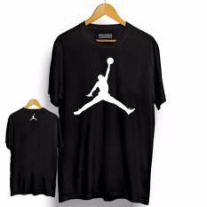 Jual Brother Store Kaos Distro Jordan Front Back White Black Premium Brother Store Grosir